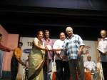 Director Visu honours prayatna