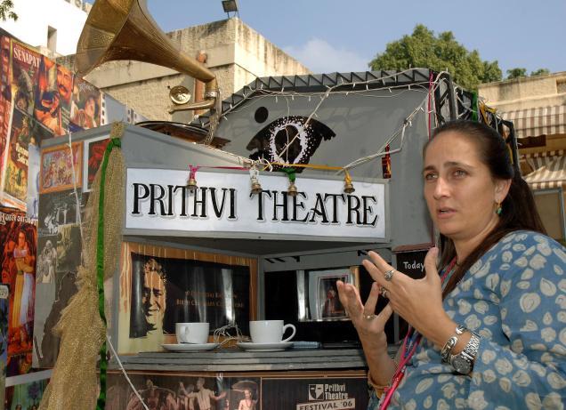 you can visit prithvi theatre in mumbai