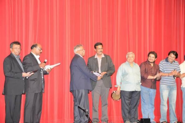 Australian Broadcasting Corporation Felicitates K.Vivekshankar