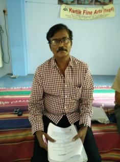 K..Vivekshankar's Nadhimoolam