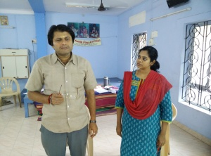 K.Vivekshankar's Nadhimoolam